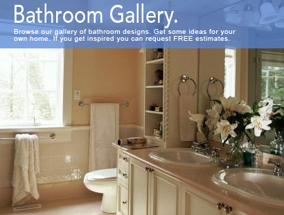 Bathroom on United Home Improvement Design Gallery   Bathrooms