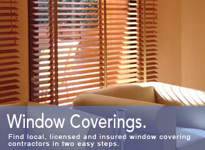 Free Quotes On Your Window Covering Project
